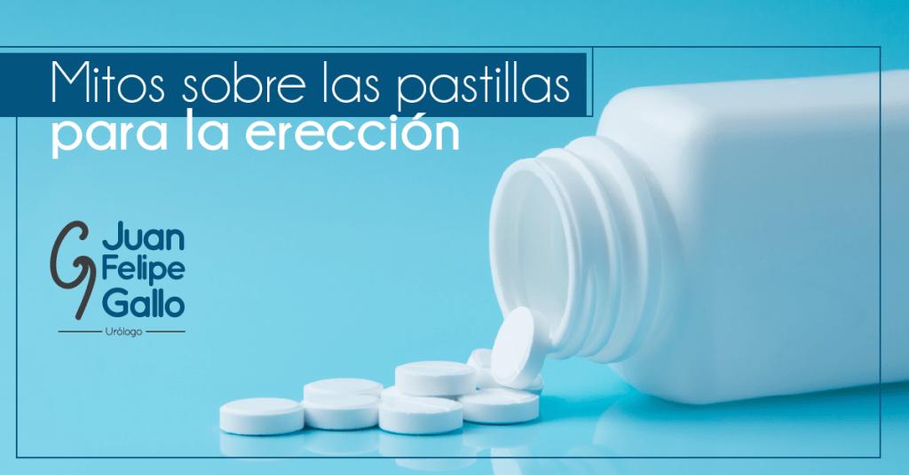 Dr. Juan Gallo - Pastillas para la erección - Urólogo en Colombia - Especialista en Urología