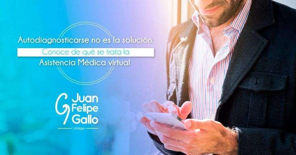 Dr. Juan Gallo - Urólogo en Colombia - Especialista en Urología